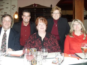 Executive Legal Service's Holiday Lunch 2010